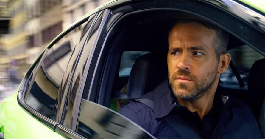Ryan Reynolds 6 Underground Netflix Michael Bay