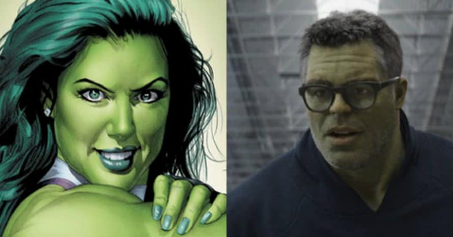 She-Hulk Mark Ruffalo Marvel Studios Kevin Feige Avengers Tim Roth