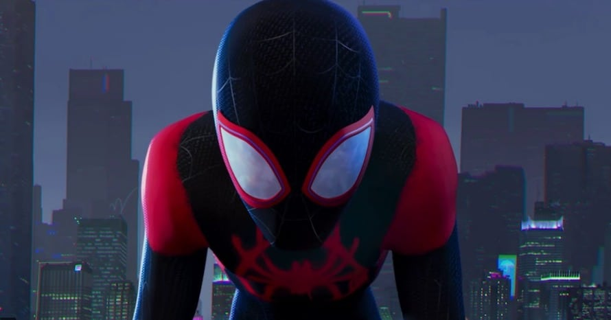 Spider-Man Into the Spider-Verse Grammy Award