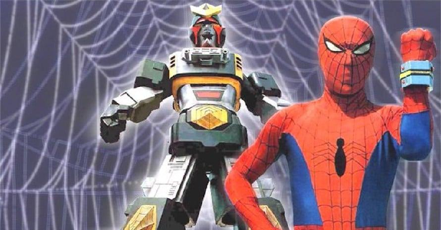 Spider-Verse Japanese Spider-Man