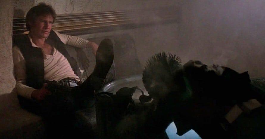 Star Wars Disney Plus Han Solo Greedo George Lucas