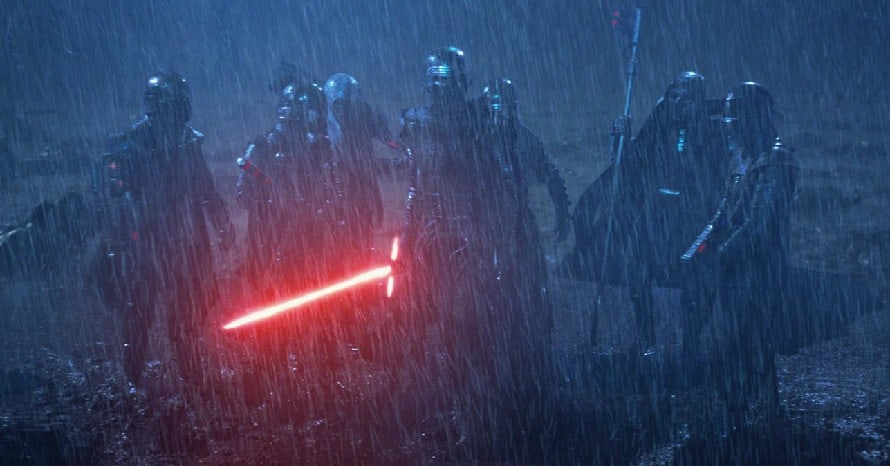 Star Wars The Rise Of Skywalker The Knights Of Ren