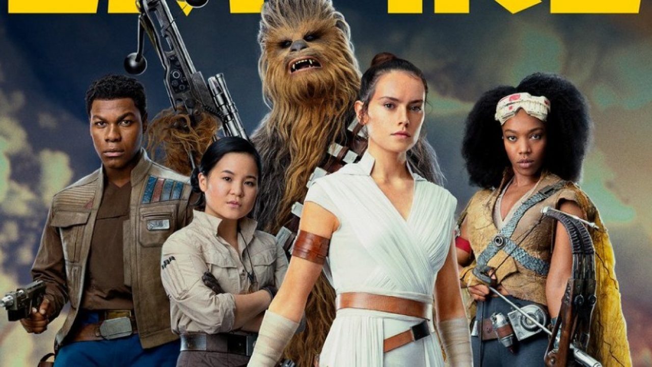 New Star Wars The Rise Of Skywalker Empire Magazine Covers Revealed
