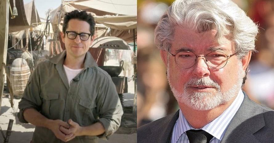 Star Wars The Rise of Skywalker J.J. Abrams George Lucas Midi-chlorians