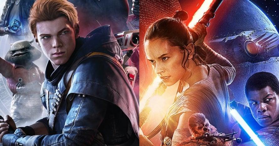 Star Wars Jedi Fallen Order The Force Awakens