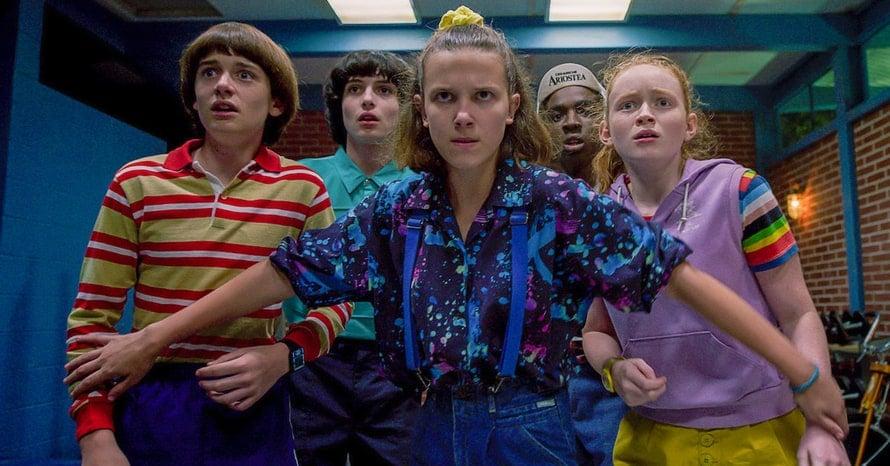 Stranger Things Netflix Coronavirus Millie Bobby Brown Eleven