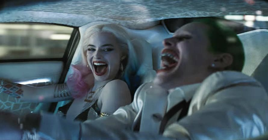 Suicide Squad Joker Margot Robbie Harley Quinn Jared Leto Birds of Prey David Ayer