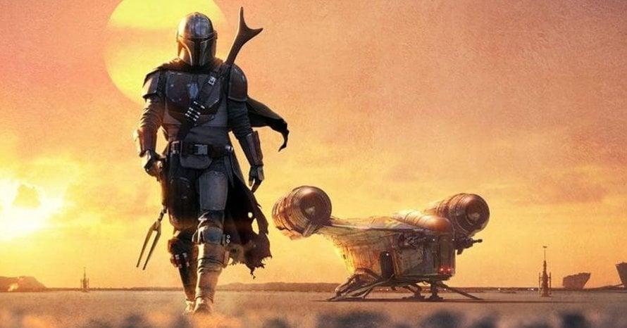 The Mandalorian Star Wars A New Hope Disney Plus Jon Favreau Pedro Pascal Sam Witwer