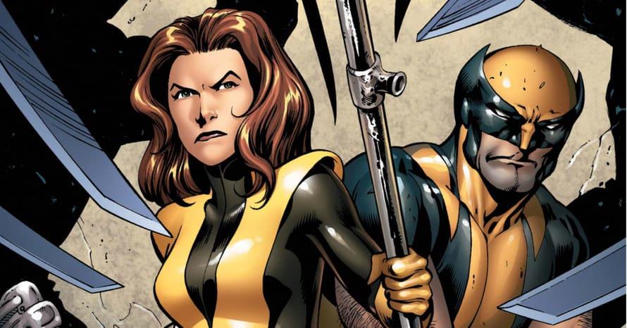 Tim Miller Terminator Kitty Pryde X-Men