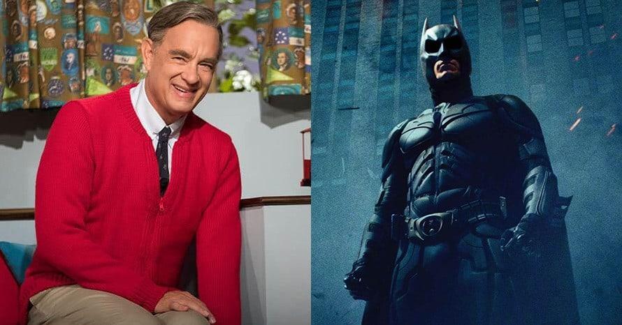 Tom Hanks Batman