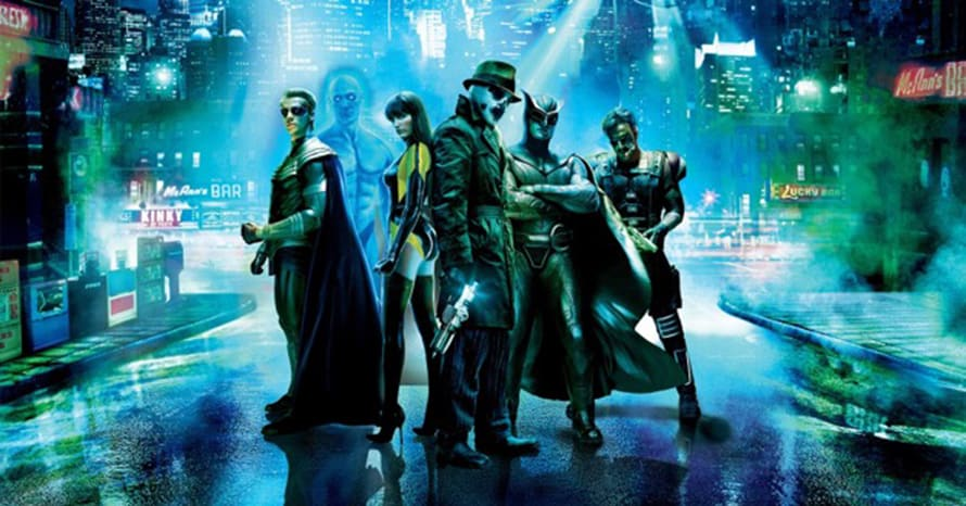 Watchmen Zack Snyder David Hayter Batman Iain Glen