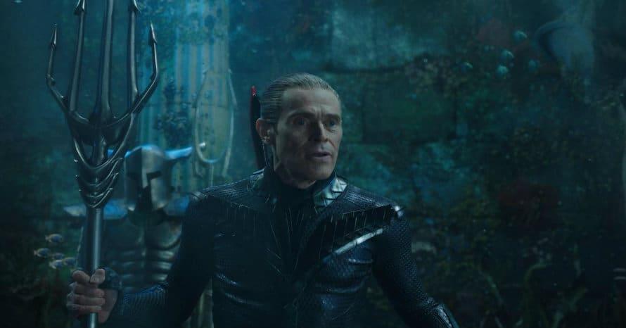 Willem Dafoe Aquaman Justice League Vulko