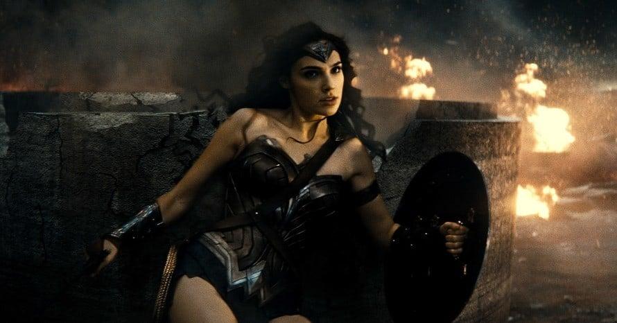 Zack Snyder Justice League Wonder Woman Gal Gadot Batman v Superman