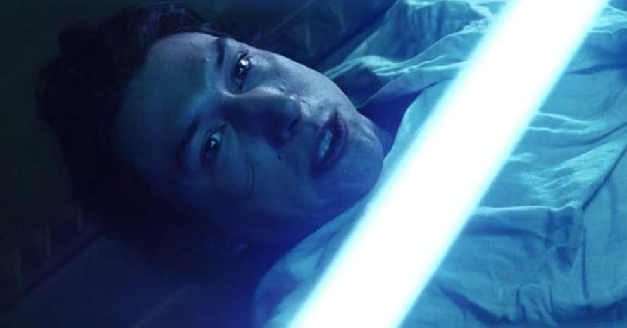 Adam Driver Star Wars Ben Solo