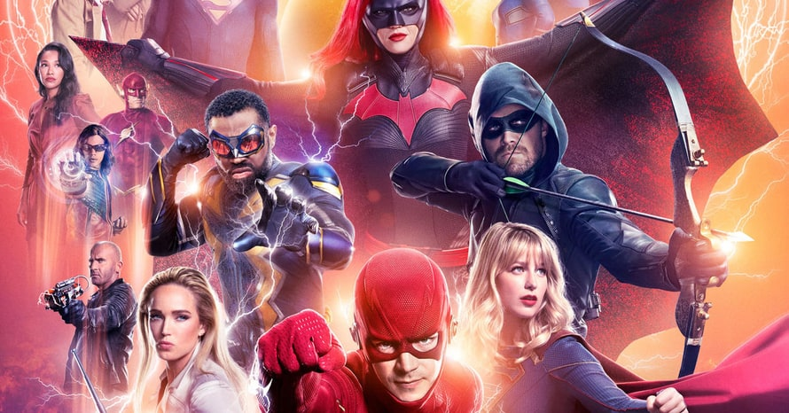 Arrow Arrowverse Crisis on Infinite Earths Marv Wolfman Marc Guggenheim Batman Grant Gustin The Flash Beppo The CW coronavirus