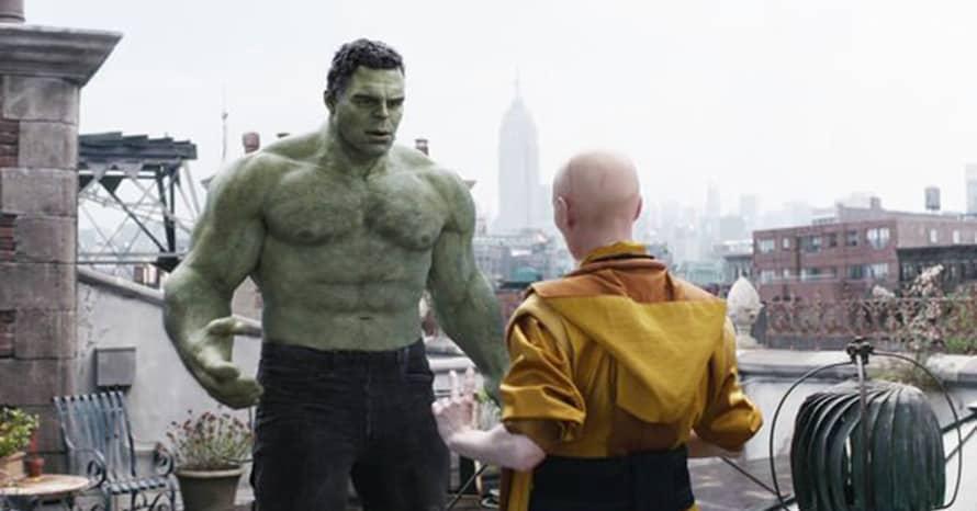 Avengers Endgame Ancient One Hulk