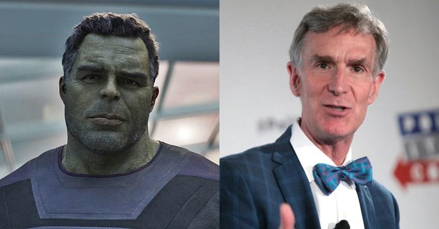 Avengers Endgame Hulk Bill Nye