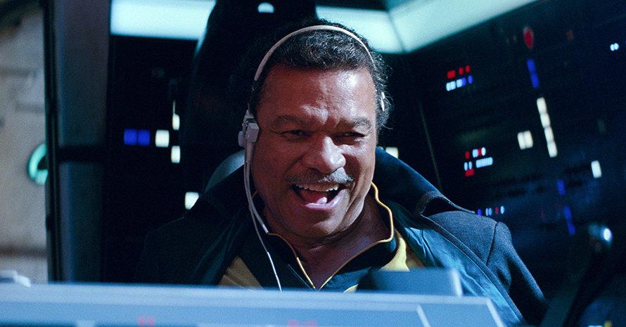 Billy Dee Williams J. J Abrams Star Wars The Rise of Skywalker