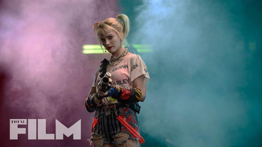 Birds of Prey Margot Robbie Harley Quinn Gun