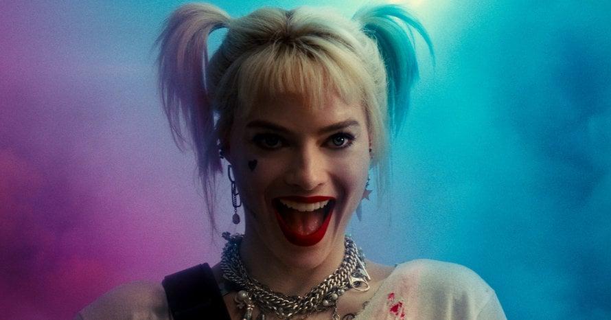 Birds of Prey Movie Margot Robbie Harley Quinn