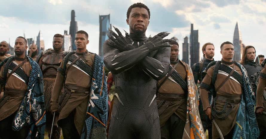 Black Panther Wakanda Octavia Spencer coronavirus Kanye West