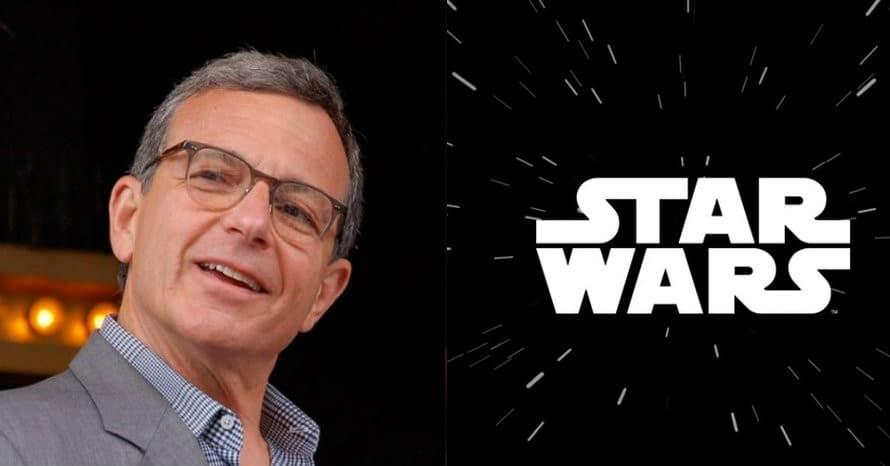 Bob Iger Star Wars