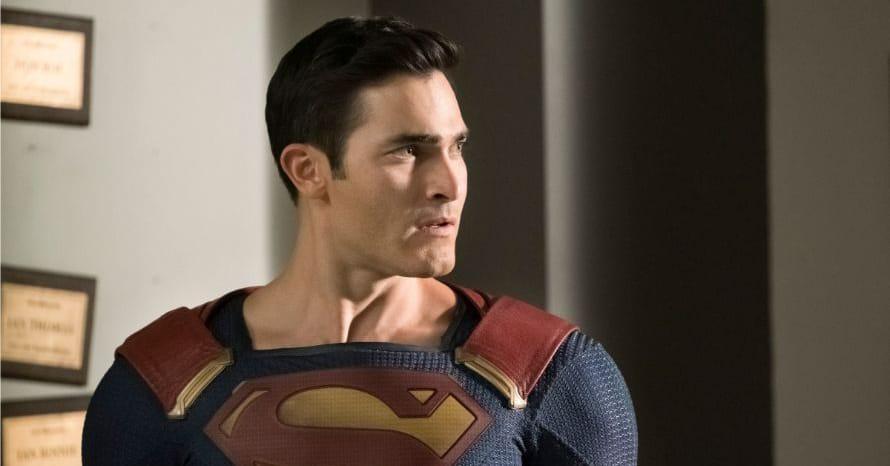 Crisis On Infinite Earths Tyler Hoechlin Superman Lex Luthor Superman & Lois DC Rebirth