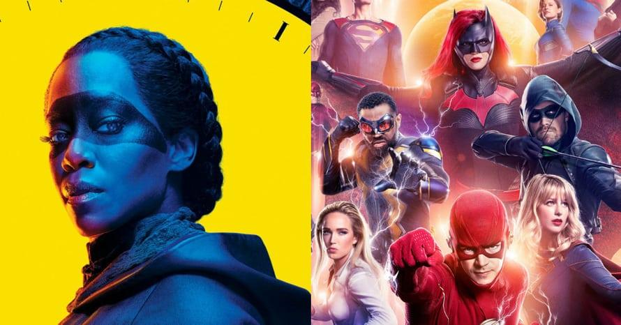 Crisis on Infinite Earths Watchmen HBO