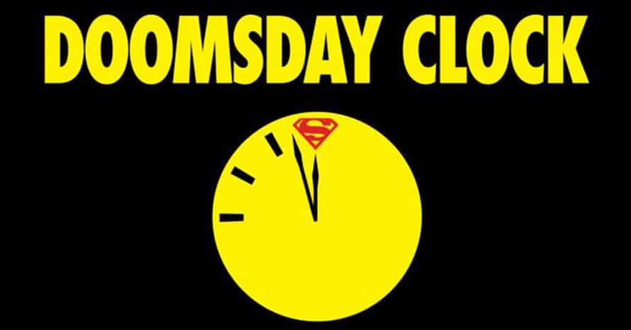 Doomsday Clock Hulk Watchmen