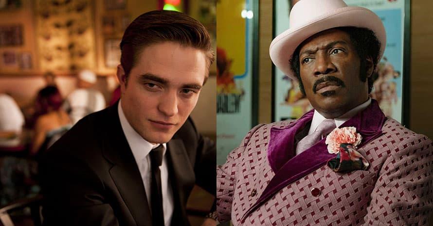Eddie Murphy Robert Pattinson The Batman