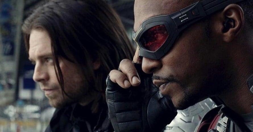 Falcon Winter Soldier Zemo X-Men Anthony Mackie Sebastian Stan Disney Plus MCU Captain America