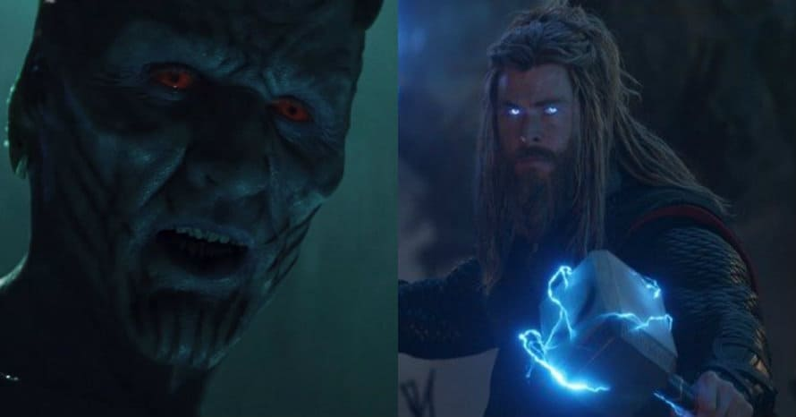 Avengers Art Reveals Cut Frost Giant From Chris Hemsworth S Thor Films