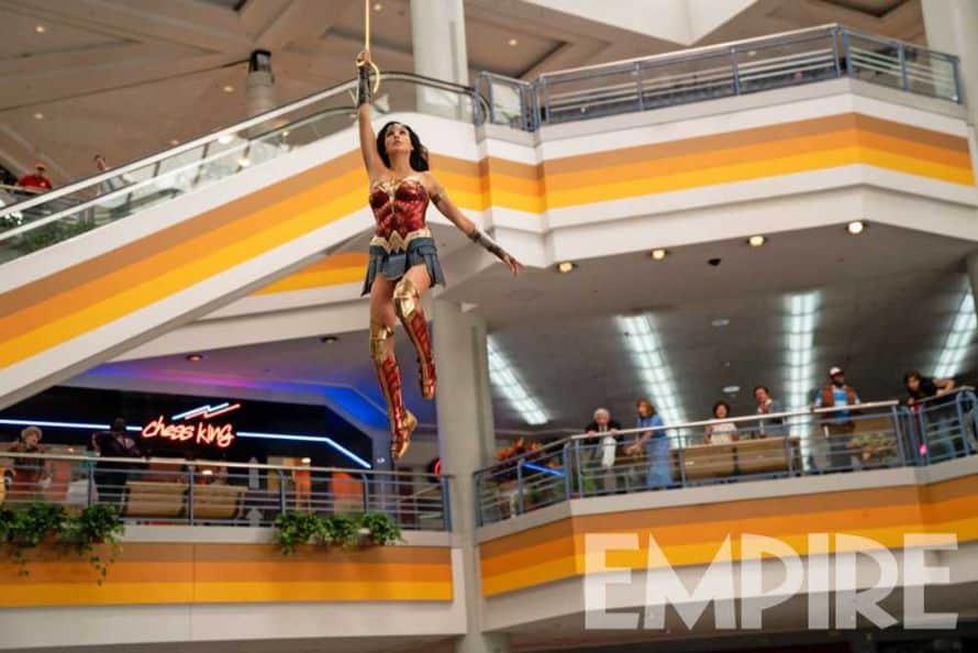 Gal Gadot Wonder Woman 1984 Image