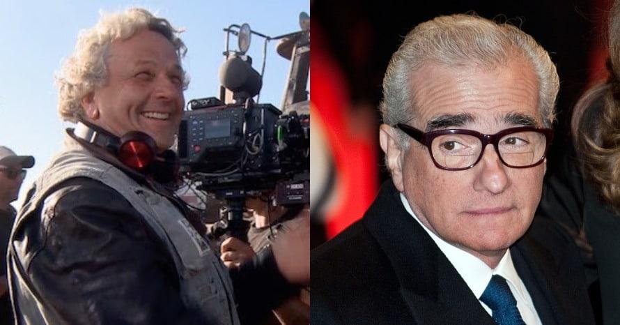 George Miller Martin Scorsese Marvel
