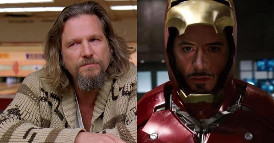 Iron Man The Big Lebowski Robert Downey Jr
