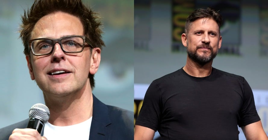 James Gunn David Ayer The Suicide Squad