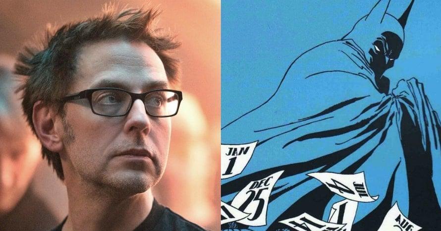 Matt Reeves James Gunn Batman Suicide Squad DC Films