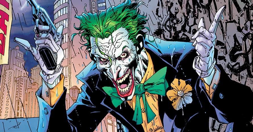 The Joker Superman Crisis On Infinite Earths