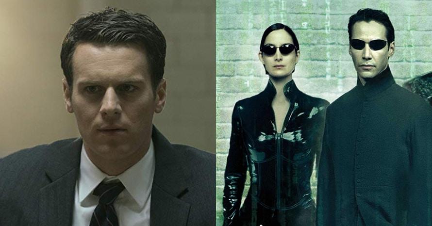 Jonathan Groff Keanu Reeves The Matrix 4 Frozen