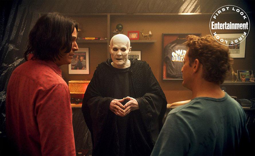 Keanu Reeves Alex Winter Bill e Ted Death