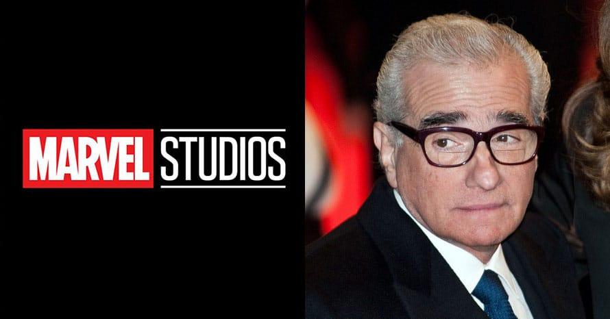 Martin Scorsese Marvel