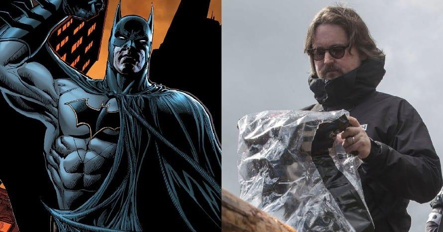 Matt Reeves The Batman Robert Pattinson