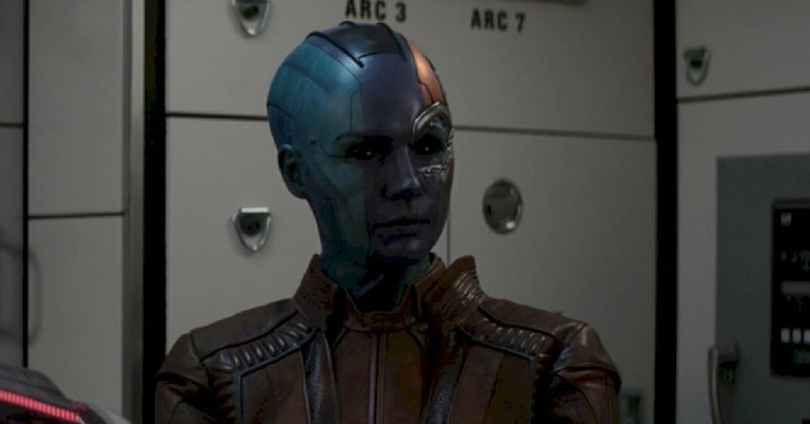 Nebula Karen Gillan Guardians Of The Galaxy Vol. 3 Avengers Endgame