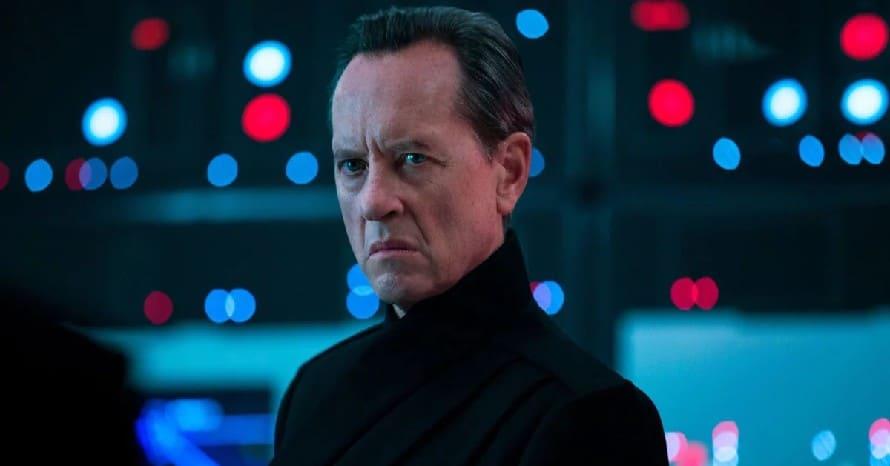 Richard E. Grant Star Wars The Rise Of Skywalker Tom Hiddleston Loki Disney Plus