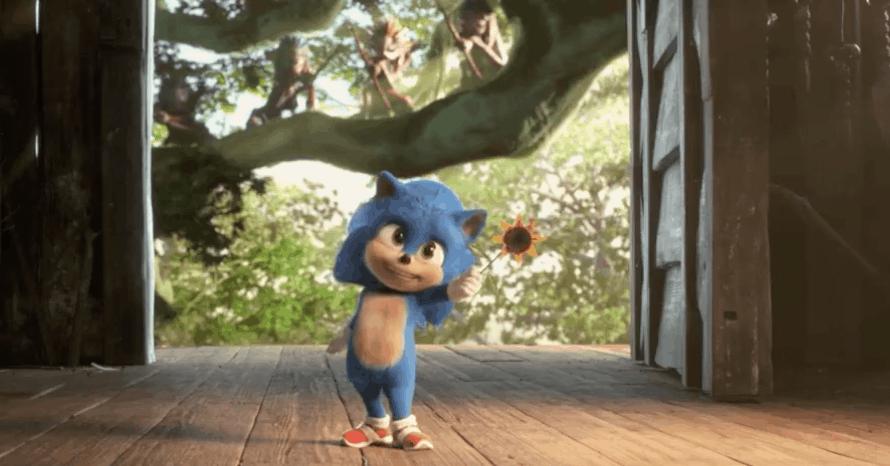 Sonic The Hedgehog Baby Sonic