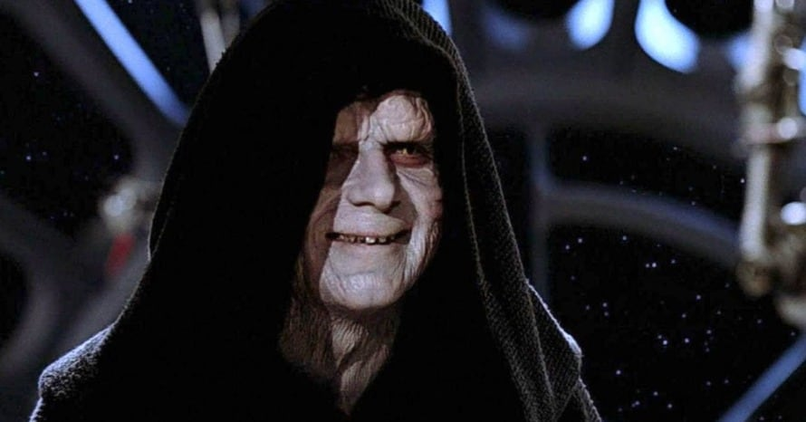 Star Wars George Lucas Said Palpatine Was Dead In His Sequel Trilogy
