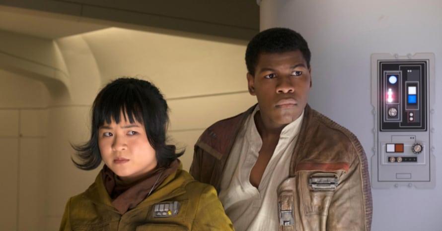 Star Wars John Boyega Kelly Marie Tran