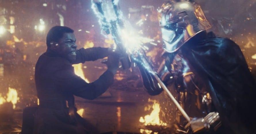 Star Wars The Last Jedi John Boyega Rian Johnson