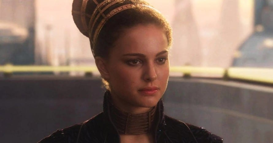 Star Wars The Rise Of Skywalker Natalie Portman