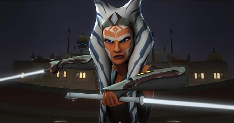 Star Wars The Rise of Skywalker Ahsoka Tano J. J. Abrams Dave Filoni